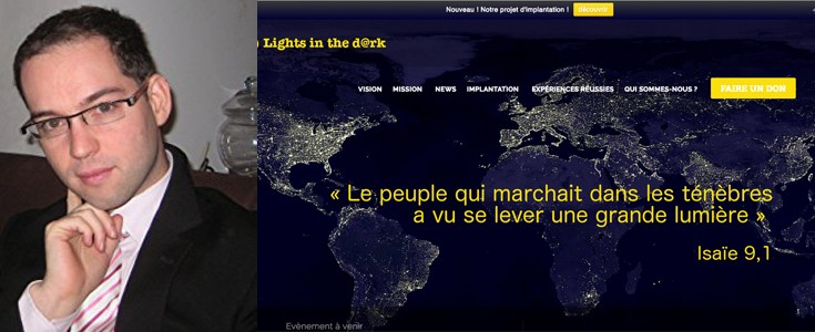Lights in the Dark : l'évangélisation sur Internet