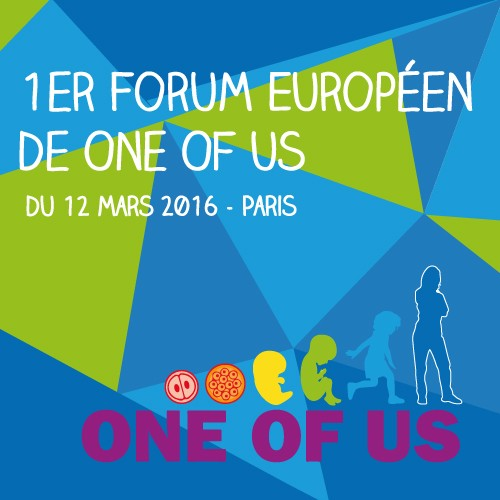 Forum ''One of us'' du 12 mars 2016 : <br />entretien avec Thierry de la Villejégu
